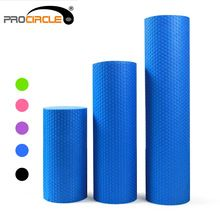 ProCircle  Foam Roller  EVA Floating Point Solid Accupoint  Massage Fitness Muscle Tissue Yoga Pilates Rollers //Price: $US $10.64 & FREE Shipping //