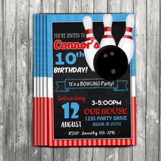 Personalized Paw Print Party Themed Birthday Party Invitations - | Handmade and Personalized Gifts, Home Decor, Shirts, Car Decals