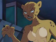 Cheetah(Justice League/Justice League Unlimited)