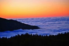 Madeira - I'm in the clouds, Good night, sweet dreams!