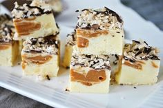 Samoa Fudge | Tasty Kitchen: A Happy Recipe Community!