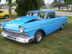 ford ranchero | 1957 Ford Ranchero by danielleatwater