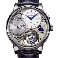 Jaeger Le-Coultre Gyro Tourbillon
