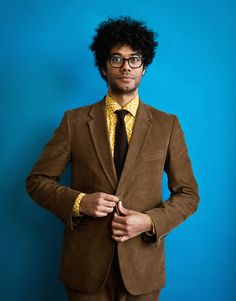 A Gentle Man: Interview With Richard Ayoade..just fell in love with him a bit more. Humble and intelligent.