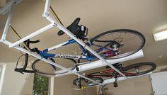 garage organization ideas | Horizontal Bike Storage from Your Great Garage in Tampa, FL 33601