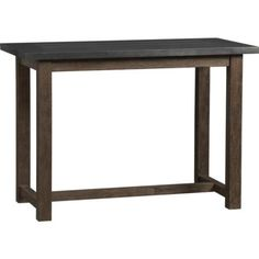 District High Dining Table