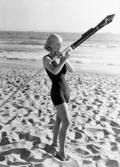 #BetteDavis on #Ogunquit #Beach  Bette Davis