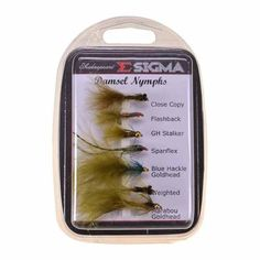 Kit Mosche Sigma Fly Selection 4 - EUR 7.50