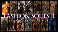 [Dark Souls 2] Fashion Souls PvP