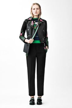 See the complete Christopher Kane Pre-Fall 2015 collection.