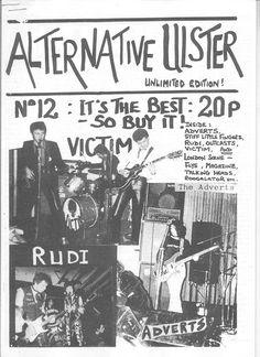 Alternative Ulster, Punk Fanzine