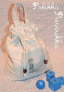 Kids' tote bag  kaksneljaseitteman.blogspot.fi
