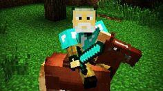 Minecraft introduce caballos, burros y otras novedades ¡Excelente noticia! Aquí te explicamos cómo utilizarlos y esperamos tu opinión:  http://blog.mp3.es/minecraft-se-actualiza-para-anadir-caballos-burros-y-varios-cambios/?utm_source=pinterest_medium=socialmedia_campaign=socialmedia