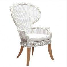 Made Goods Aurora Dining Chair - White