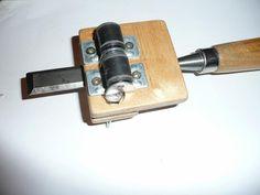 Приспособление для заточки стамесок (sharpening jig) | Instwood