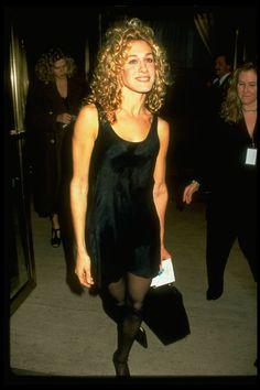 Sarah Jessica Parker, January 1995   - HarpersBAZAAR.com
