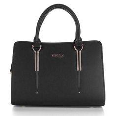 Charm Women Leather Luxury Handbag