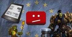 La nouvelle législation communautaire importante contre le géo-blocage ne s'appliquera pas aux jeux en ligne, aux livres électroniques et à un certain nombre d'autres contenus pertinents couverts par le droit d'auteur. Pour ceux qui ne le savent pas, le géo-blocage renvoie aux r... #Youtube https://www.socialbuzz.fr/la-nouvelle-legislation-de-lue-contre-le-geo-blocage-ne-sapplique-pas-aux-jeux-en-ligne-aux-livres-electroniques-et-plus-encore/