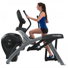 NEW Cybex 625AT Total Body Arc Trainer Workout Cross Elliptical Trainer Fitness