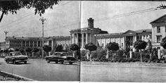 Областная травматологическая больница. Донецк, 1962 год<br>Нажмите на фото для увеличения