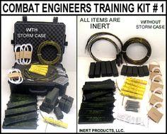 Combat Engineers Demo Training Kit #1