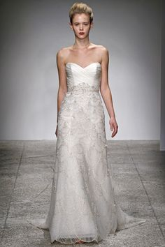 Estelle gown from the 2012 Kenneth Pool collection