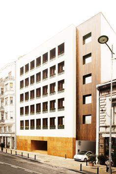 Square Nine Hotel / Isay Weinfeld