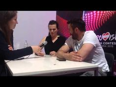 ESCRUS: Interview with Vaclav & Marta (Czech Republic at the Eurovision Song Contest 2015) - YouTube Hope Never Dies