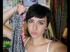 Styling Your Growing Out Pixie Cut: Short Pixie! | Amira Meki
