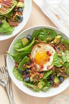 Recipe: Summer Breakfast Salad — Healthy Breakfast Recipes