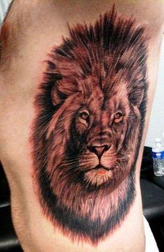 lion head tattoo wrist - Google Search