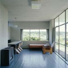 Rietveld :  Summerhouse Brandt Corstius, Petten – Kim Zwarts