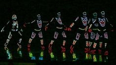 Illuminating dance troupe Light Balance wowed the Judges with the BGT debut