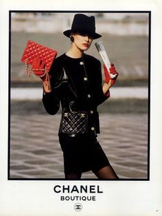 Chanel 80s & more details