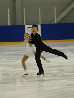 little Alex & Maia Shibutani
