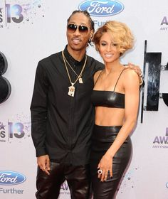 Pin for Later: It's Over: The Biggest Celebrity Breakups of 2014 Ciara and Future