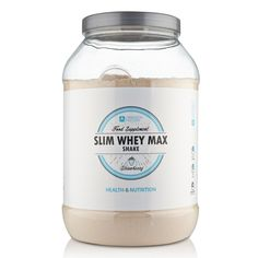 A high grade protein formula that speeds up weight loss and promotes muscle growth. Slim whey protein supports appetite control and maintenance of lean body tissue,
