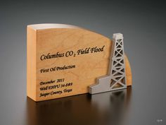 Wood Award for the oil and gas industry