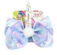 6 Stück JoJo Siwa Mädchen Haarschmuck Bowknot Boutique Bow Party Haarschleife DE