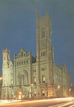 The Masonic Temple in Philadelphia, Pennsylvania