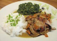 RECEPTY ZVĚŘINA Stew, Chicken, Meat, Food, Essen, Meals, Yemek, Eten, Cubs