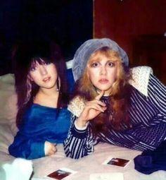 Rare Photo of Stevie