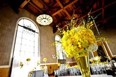 Photography: Harvard Photography Cinematography: Robles Video Productions, SAB Top 50 Vendor: Link Here DJ's & Entertainment: Special Occasions Yellow Centerpieces, Centerpiece Ideas, Harvard Photography, Indian Wedding Invitations, Wedding Decorations, Table Decorations, Yellow Wedding, Real Weddings, Indian Weddings