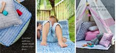 Duduk is a collection of home accessories for kids and playful adults inspired by the fun and colorful batik prints of Indonesia. Picnic Blanket, Outdoor Blanket, Batik Prints, Home Accessories, Bali, How To Make, Fun, Kids, Handmade