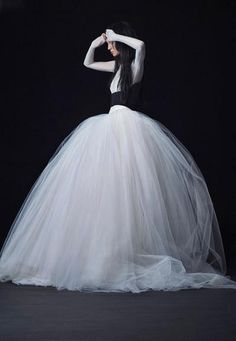 Vera Wang's new bridal collection is here. See every look on Vogue.com