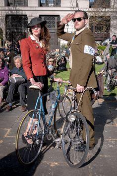 V E L O C I T Y G I R L : The London Tweed Run 2015...