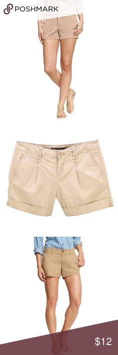 Sassy Khaki Shorts | Clearance NWOT • Amazing Quality + Condition H&M Shorts