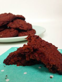 I Love Health | Double chocolate chip cookies | http://www.ilovehealth.nl