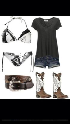 country outfits | Cute country outfit ... | Country Summer outfits