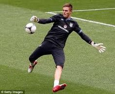 Jack Butland Pulls Off A Tekkers World Class Save In Training